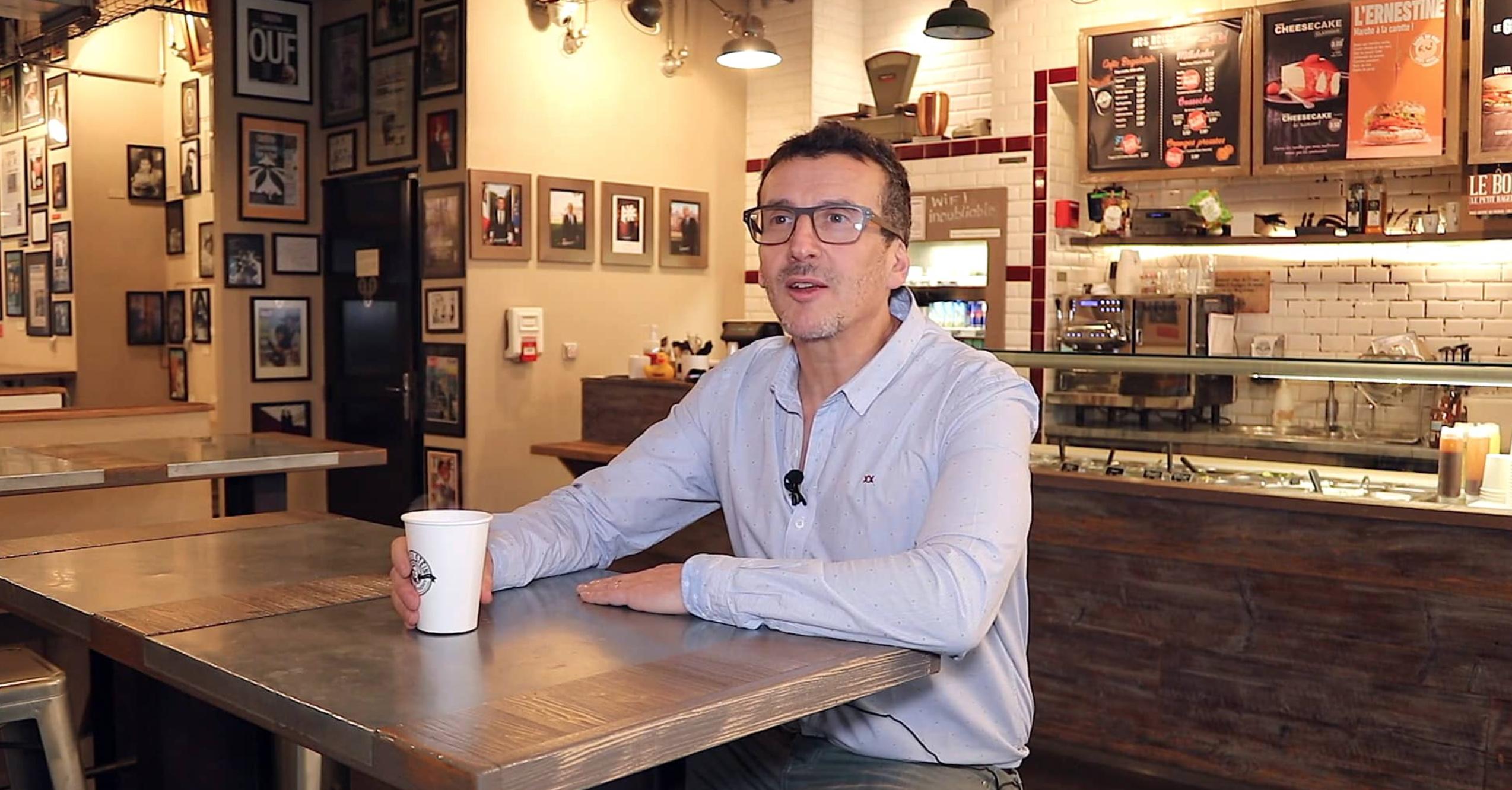 réseau vidéastes professionnels myphotoagency europe interview vidéo food hôtel tech