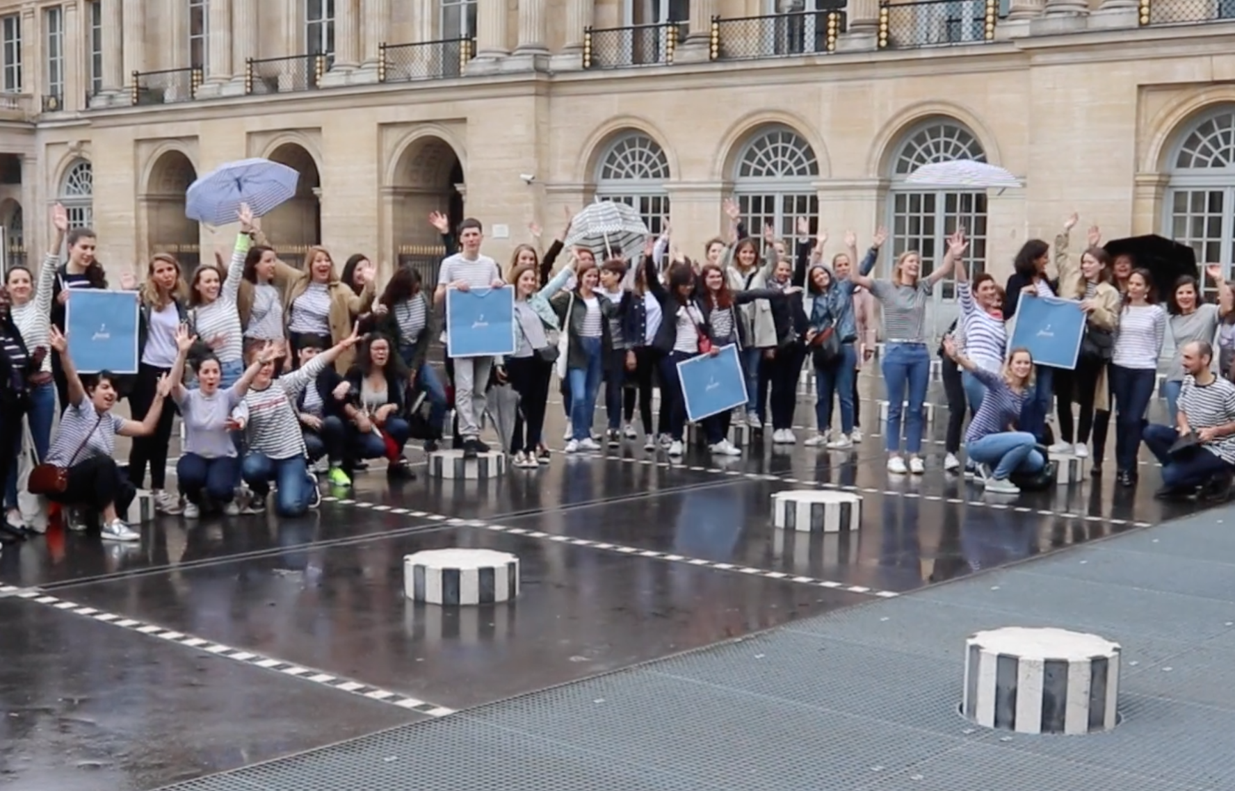 réseau vidéastes professionnels myphotoagency europe reportage événements Jacadi IDKids