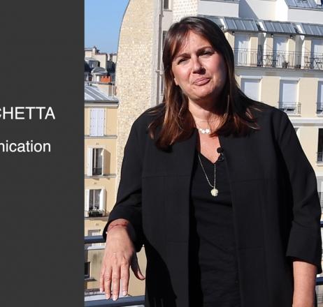 Témoignage de Chrystèle Marchand Baccheta, Directrice Marketing et Communication de Kaufman & Broad
